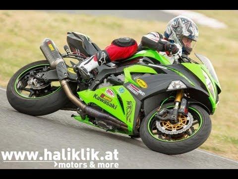 Kawasaki ZX 6R Berger Motorsport- Onboard Slovakiaring