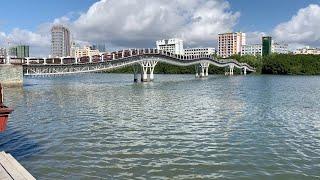 Пьяный мост в Санья (Танцующий мост), как добраться