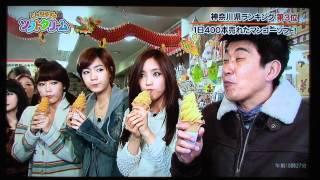 中国貿易公司中華街二号店の【マンゴーソフトクリーム】が神奈川のおい...