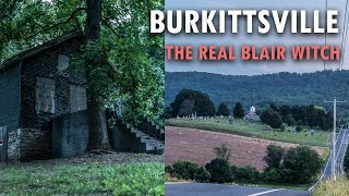 Ghosts and Legends of Burkittsville, Maryland | THE REAL BLAIR WITCH