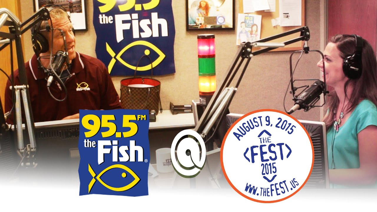 See what 95 5 the fish is bringing to the fest this year for The fish 95 5