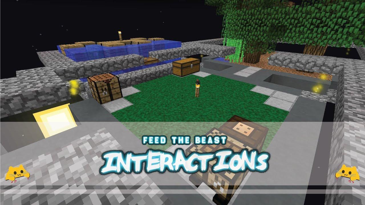 FTB Interactions - 01 - I MAKE TOOLS FOR A LIVING