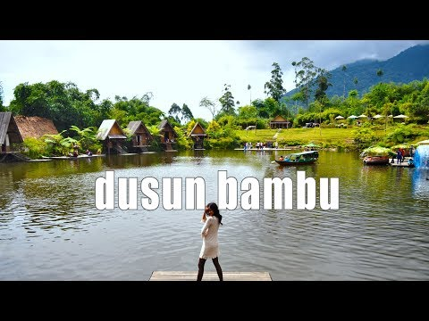 dusun-bambu-family-leisure-park-lembang-|-travel-vlog