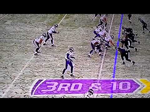 Cordarrelle Patterson 2nd Receiving TD - 79 yards