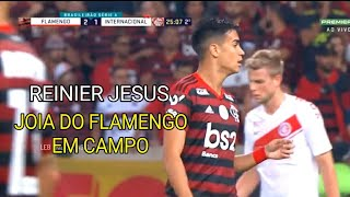 Reinier vs Internacional HD 720p (25/09/2019)