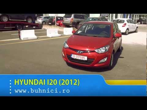 Hyundai i20 2012 review by www.buhnici.ro