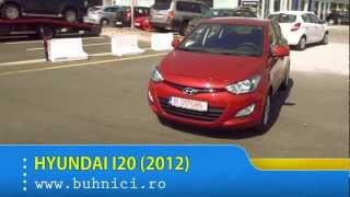 Hyundai i20 (2012) - review by www.buhnici.ro
