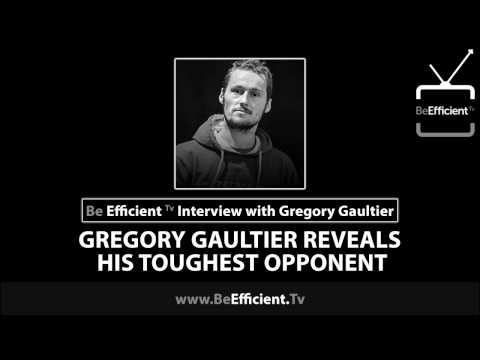 Gregory Gaultier Reveals His Toughest Opponent