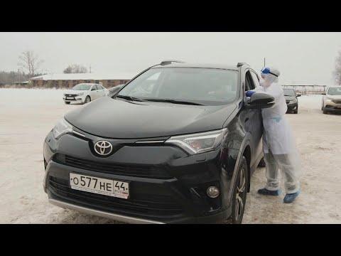 В Ивановской области всех прибывающих проверяют на COVID-19.