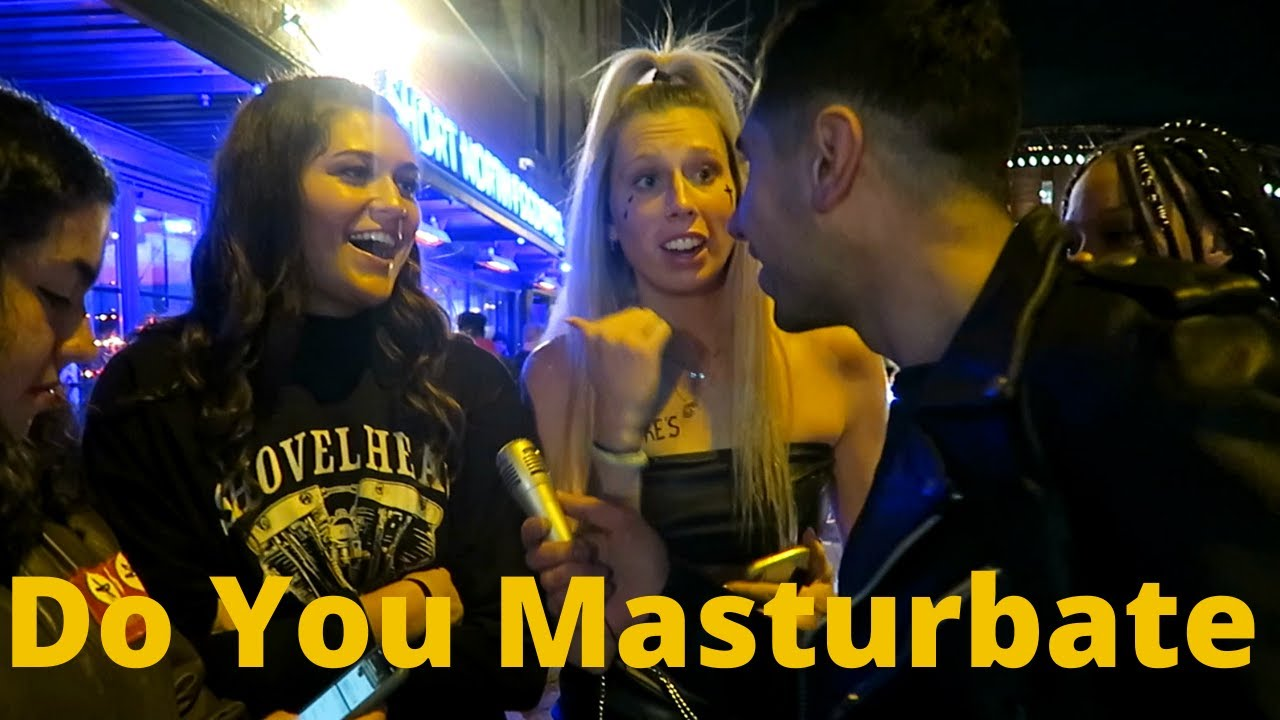 How Often Do You Masturbate  Night Interview - Youtube-5086