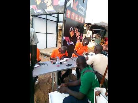 Orange money les champions Dakar 2