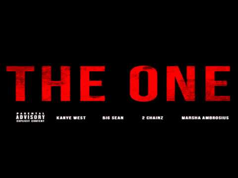 Kanye West - The One (Instrumental)