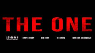 Kanye West - The One (Instrumental)