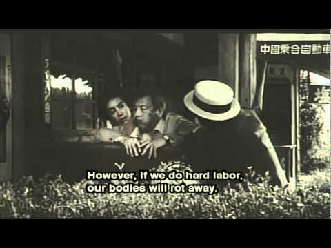 Black Rain (Kuroi Ame) (1989) 黒い雨 , Shōhei Imamura, Trailer + English subtitles