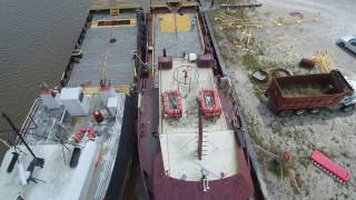 For Sale 110ft Steel Utility Boat- 11436