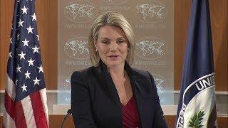 Department Press Briefing - December 13, 2017