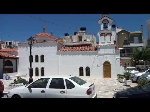 Ierapetra (the castle and the beach), Crete