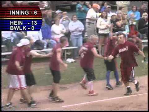 2008 Lake Erie Islands Softball League Championship, Game 2