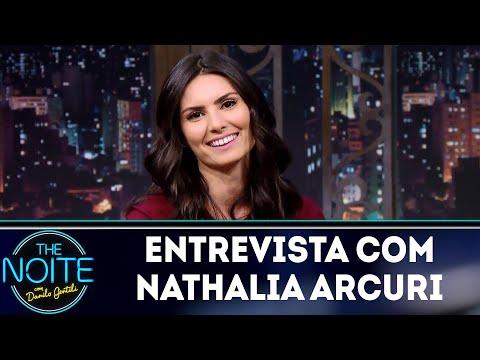 Entrevista com Nathalia Arcuri | The Noite (20/07/18)