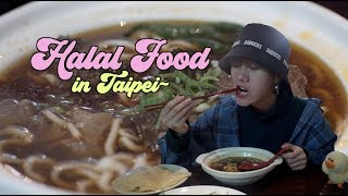 Download Video HALAL FOOD IN TAIPEI #03 MP3 3GP MP4