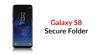 We go over the Galaxy S8 Secure Folder which is a great place to hi...
