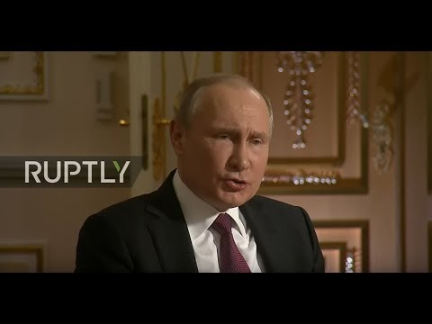REFEED: Putin's interview with NBC's Megyn Kelly [PART 1]