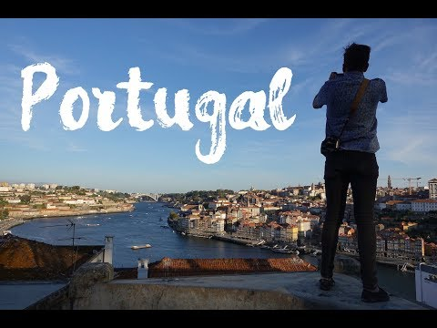 PORTUGAL TRAVEL VIDEO! | Lisbon, Porto