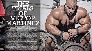 Мастер класс Victor Martinez  Тренировка спины(В этом видео Victor Martinez показывает как правильно качать мышцы спины! Все видео бодибилдинга и правильного..., 2013-09-16T00:13:39.000Z)