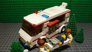 lEGO САМОДЕЛКА #28  Скорая помощь / Ambulance