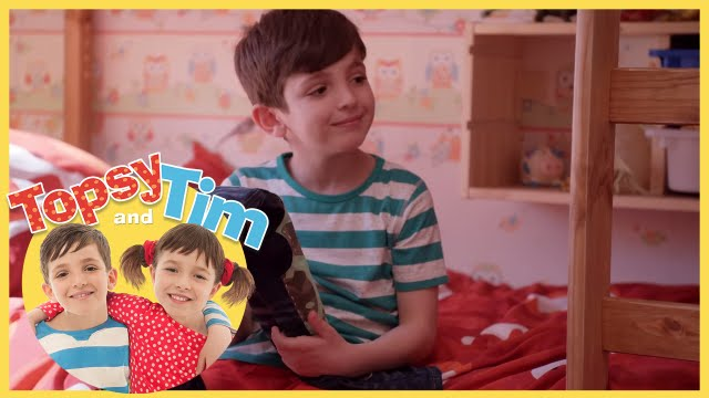 topsy and tim new clothes series 1 episode 4 youtube. Black Bedroom Furniture Sets. Home Design Ideas