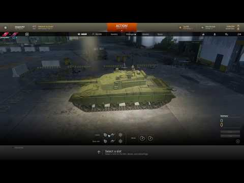 Armored Warfare - Update 0.21 Stream
