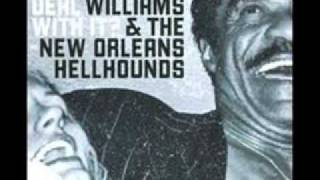 Andre Williams & the New Orleans Hellhounds - Hear Ya Dance