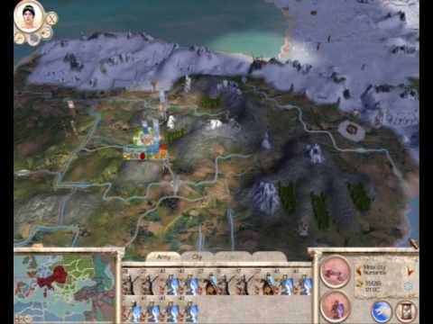 rome total war campaign scipii - photo#19