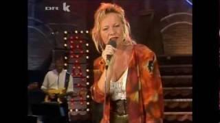 Gitte Naur - Hvis Du Tror Du Er Noget (Live)