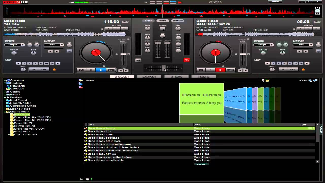 virtual dj 7 home edition