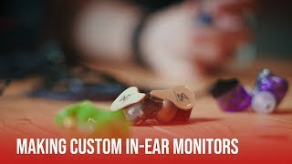 How To Make Custom In-Ear Monitors | Getting CIEMs with Sound Linear