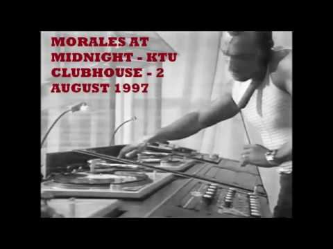 Morales at midnight - KTU CLUBHOUSE 2 AUGUST 1997