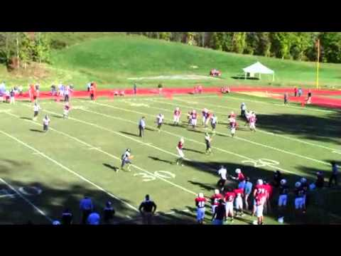 Tom Creasy QB 2012 Season Highlight Virginia Episcopal School