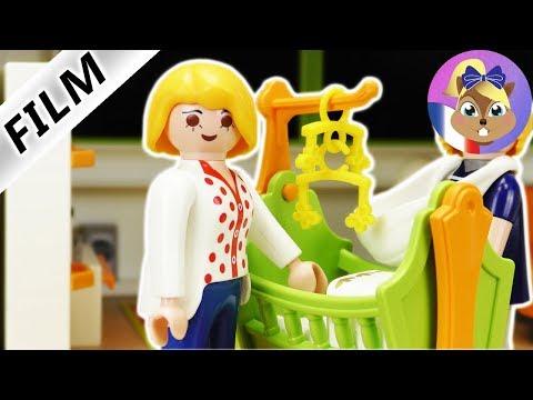 Film Playmobil en français | Encore un enfant? Maman veut un bébé | Série pour enfants Famille Brie