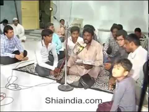 Kisi Ka Khan-e-Umeed Be Chiragh Na Ho - Samsan Ali 2014