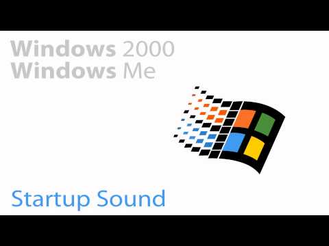 Hidden windows 2000 me startup sound youtube for Windows 95 startup sound