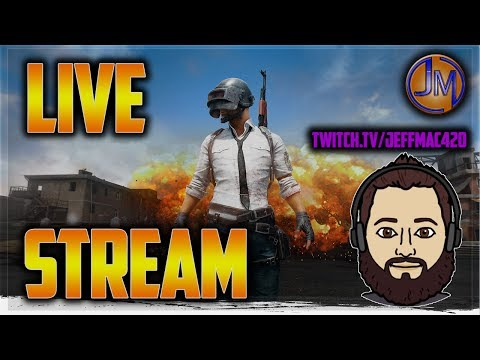 READING CHAT ON TWITCH @JEFFMAC420 (PLAYERUNKNOWN'S BATTLEGROUNDS)