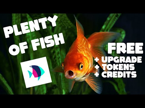 POF Free Credits - How To Free Plenty Of Fish Tokens - IOS/Android APK 2020