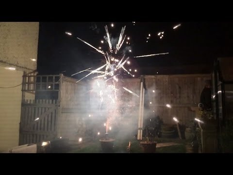 iPhone 5s Slow Motion Fireworks at 120fps Sample Video