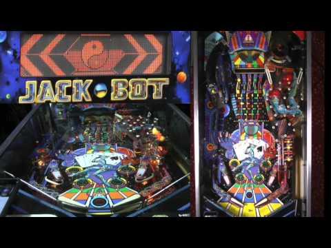 Jackbot Pinball Tutorial