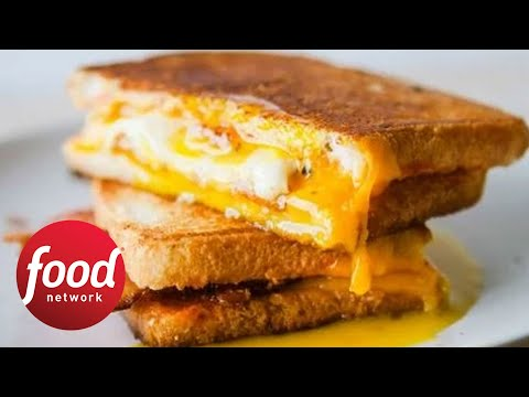 Crave-Worthy Fried Egg Sandwich | Food Network