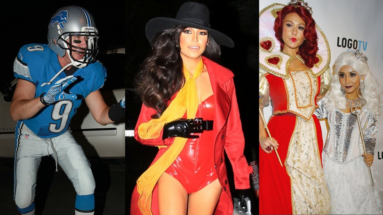 best celebrity halloween costumes of 2013 youtube - Celeb Halloween Costume