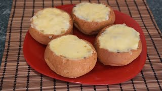 Жюльен в булочке Оригинальный и вкусный рецепт