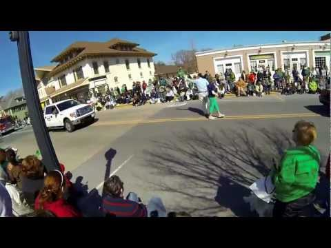 Milton Delaware - St. Patrick's Day Parade - March 10 2013