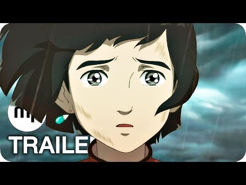 BIG FISH & BEGONIA Trailer Deutsch German (2019) Exklusiv